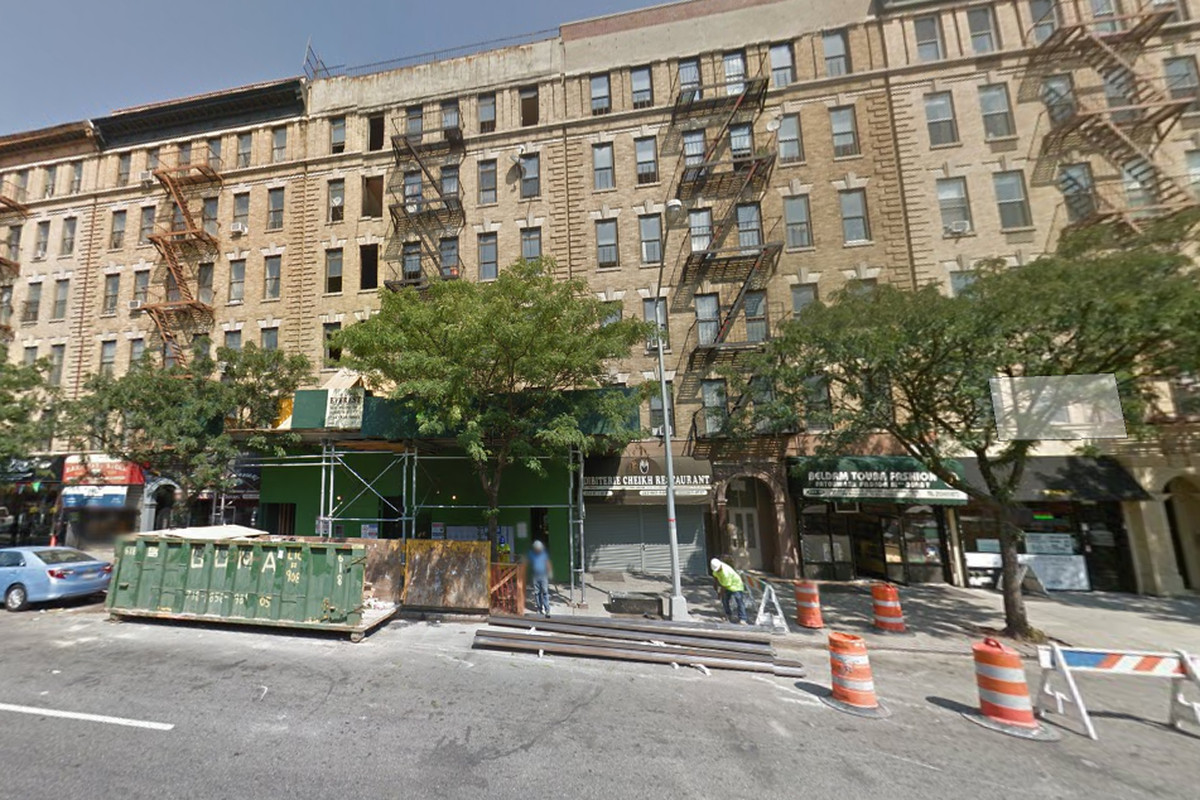 116th Street Affordable Housing