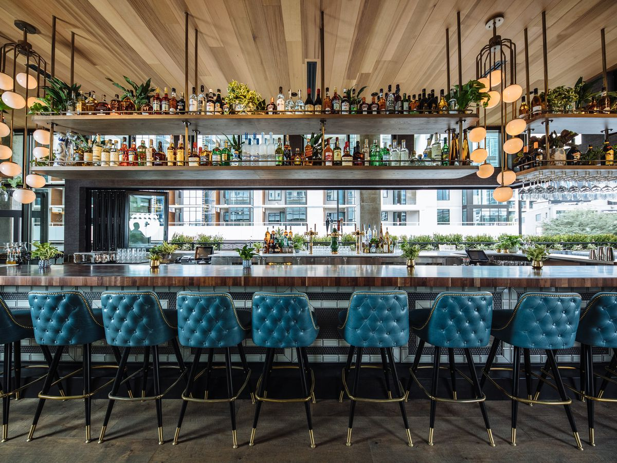 Dallas S Best New Cocktail Bars Eater Dallas