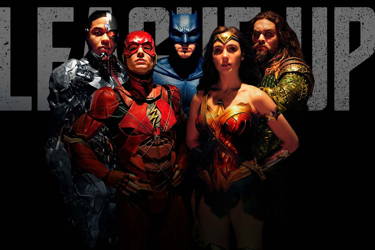 Rotten Tomatoes reveals its rating for Justice League, and it's not great
