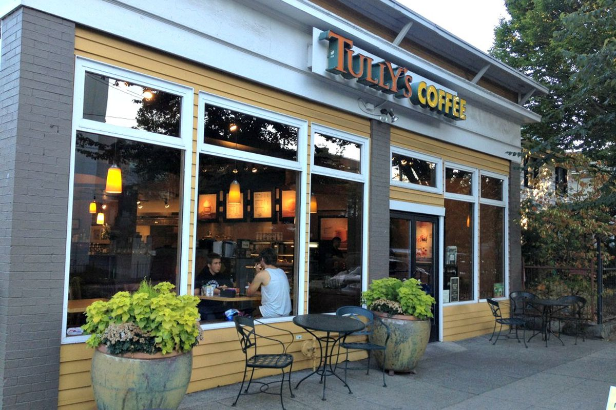 Tully's on 19th