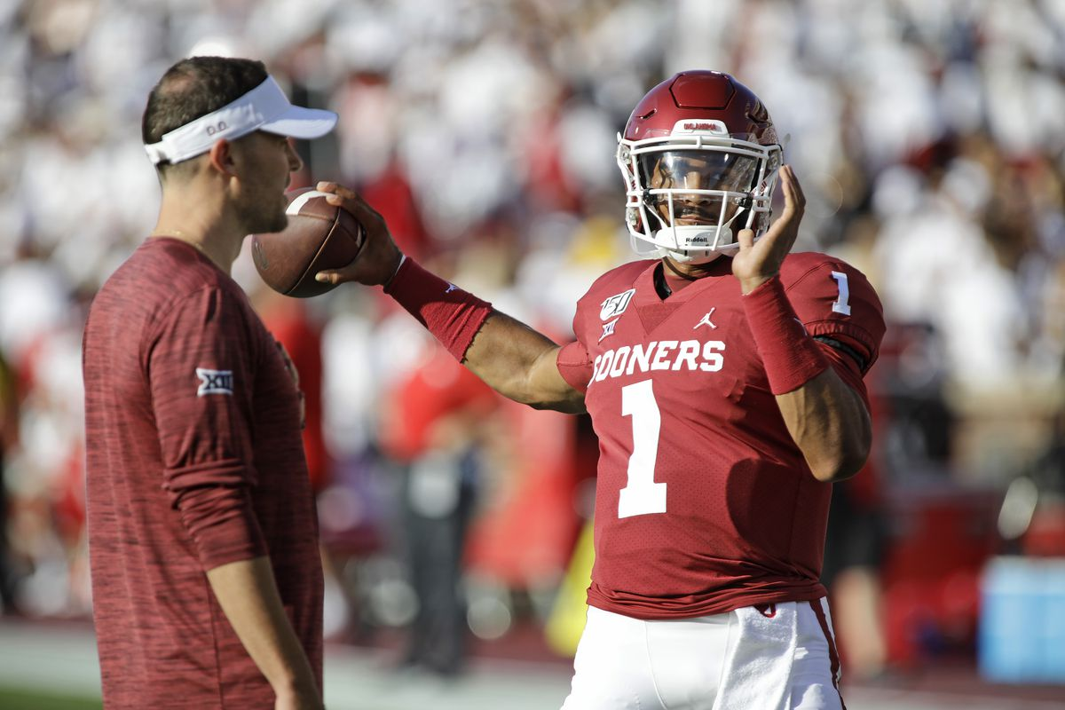 Oklahoma Football: Lincoln Riley beefs up offensive game ...