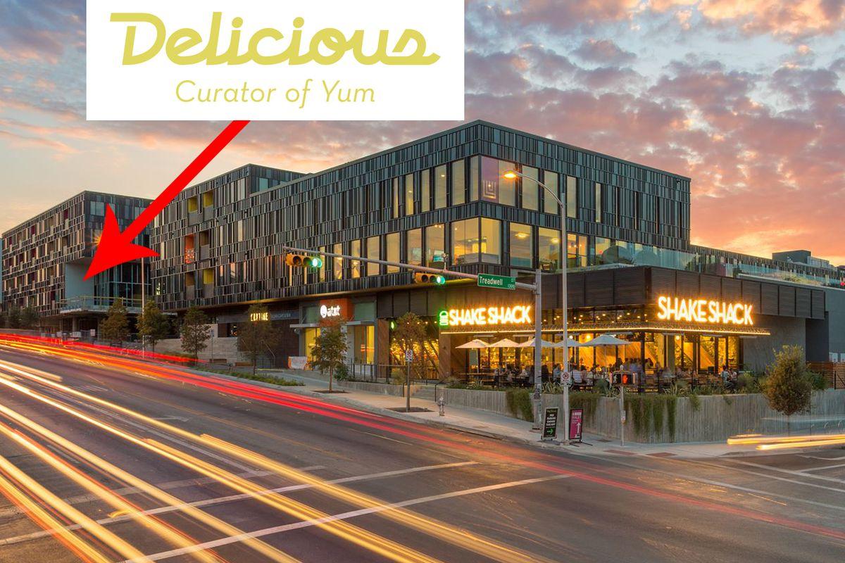 Delicious will open in Lamar Union