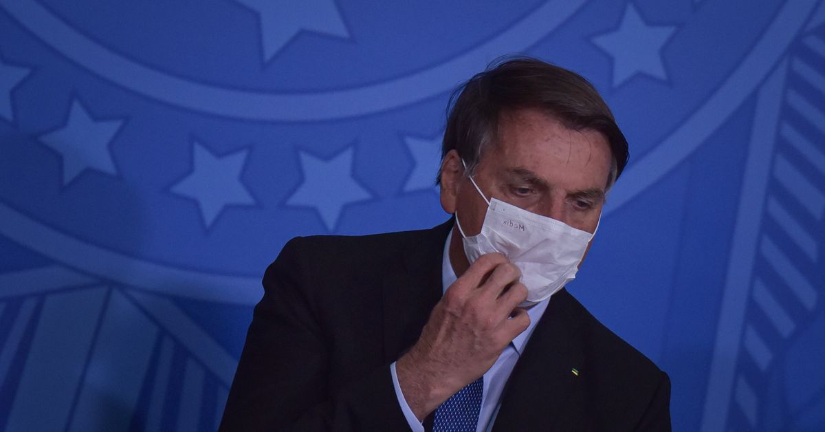 Brazil's Jair Bolsonaro tests positive for coronavirus after months of downplaying pandemic - Vox.com