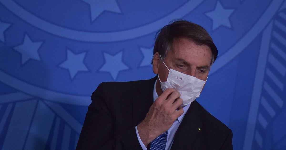 Brazil's Jair Bolsonaro tests positive for coronavirus after months of downplaying pandemic - Vox.com