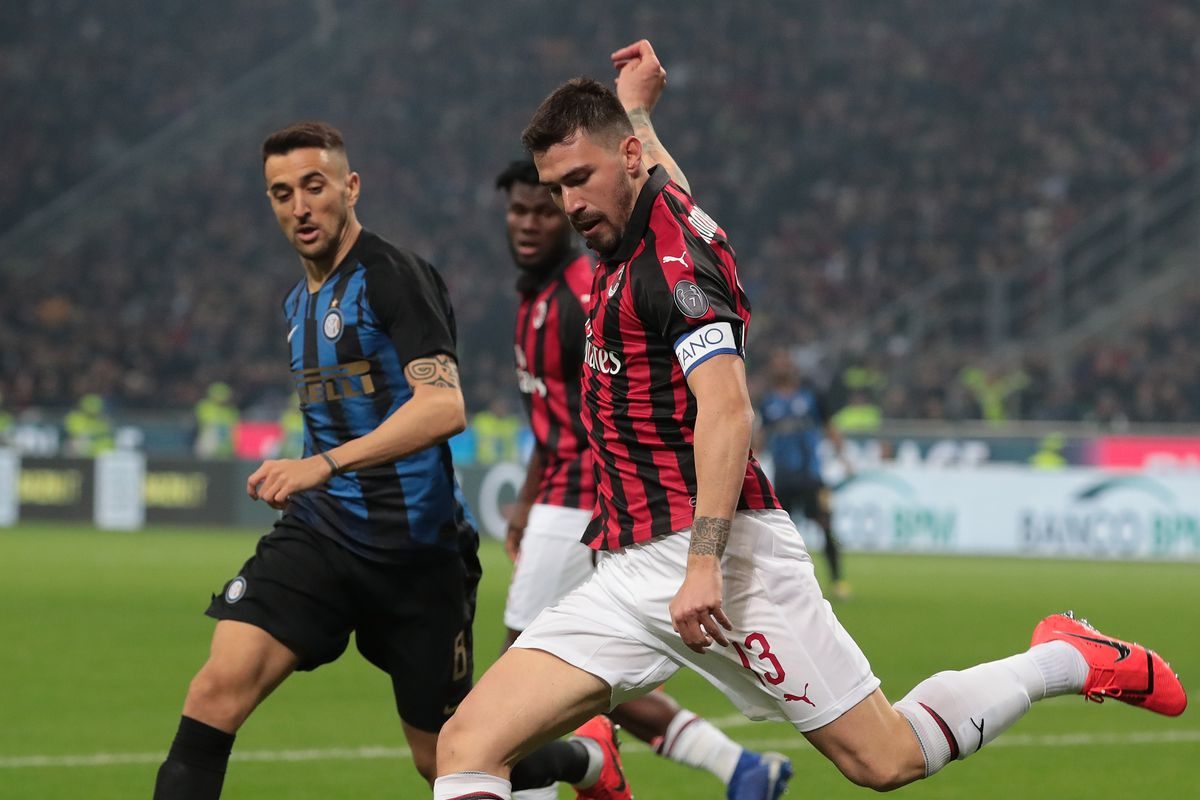 Match Recap Ac Milan Give Up Early Goal And Fall To Rivals