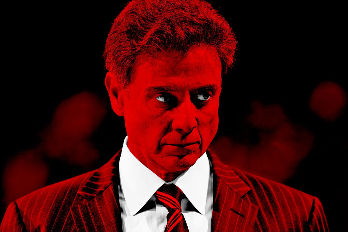 Image result for images of a corrupt Rick pitino