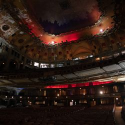 A look inside the Uptown Theatre on June 29, 2018. | Colin Boyle/Sun-Times