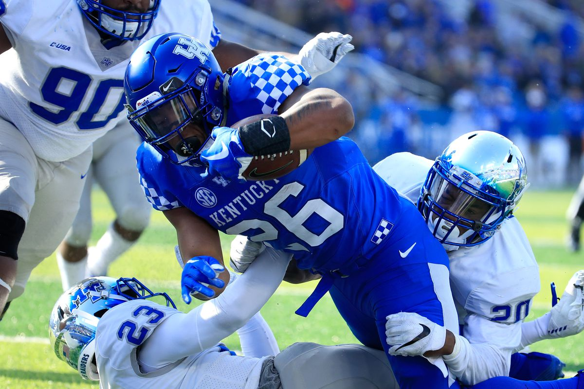 0cb574c616c Benny Snell Jr. Could Be A Nice Addition To The Redskins Running Back Group