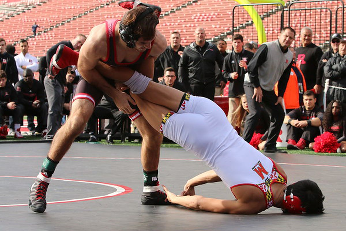the rankings and the recruiting for rutgers wrestling are on the