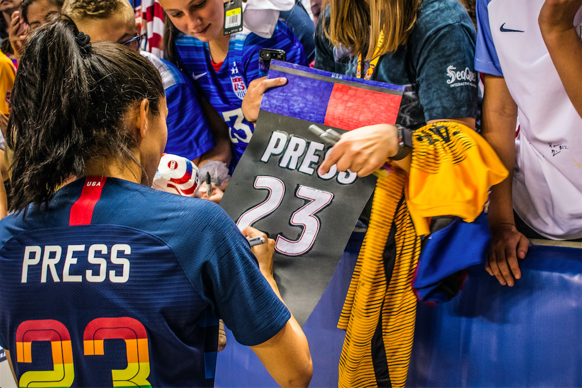 8a1b45d5561 Christen Press and Utah Royals FC  what s next  - RSL Soapbox