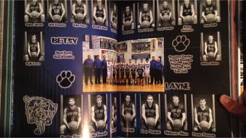 Dalton Maldonado was left out of his school's yearbook tribute to the boys basketball team — and he says it's because he's gay.