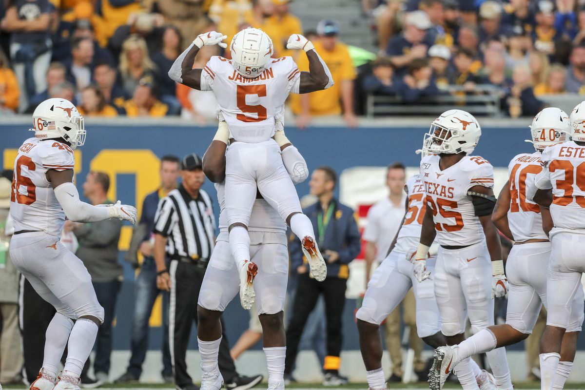 The Longhorn Republic discusses whether the defense figured it out.