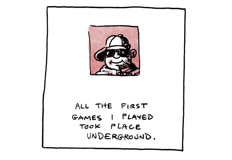 一个被遗忘的DOS游戏帮助我应对童年