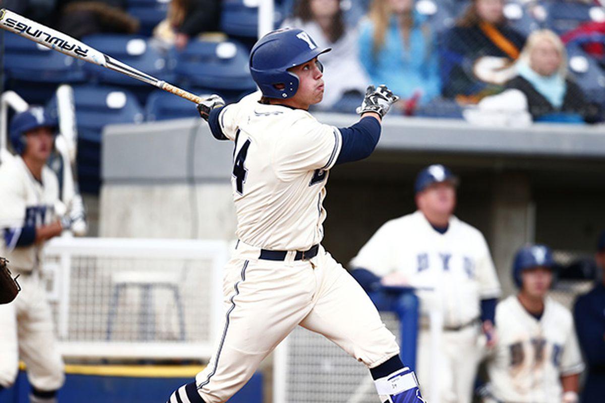 BYU Cougars, BYU, BYU Baseball, Bronson Larsen