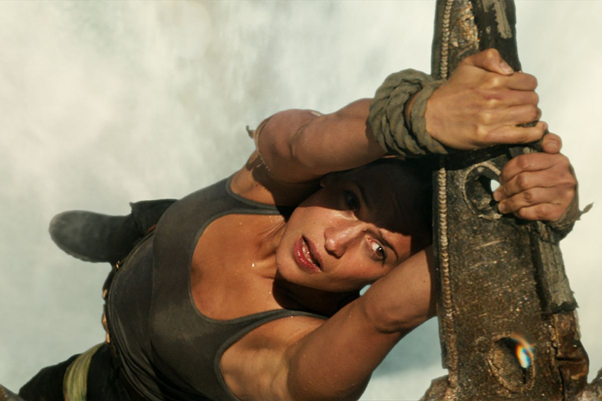 Tomb Raider A Time Waster Of Mediocre Effects And Meager