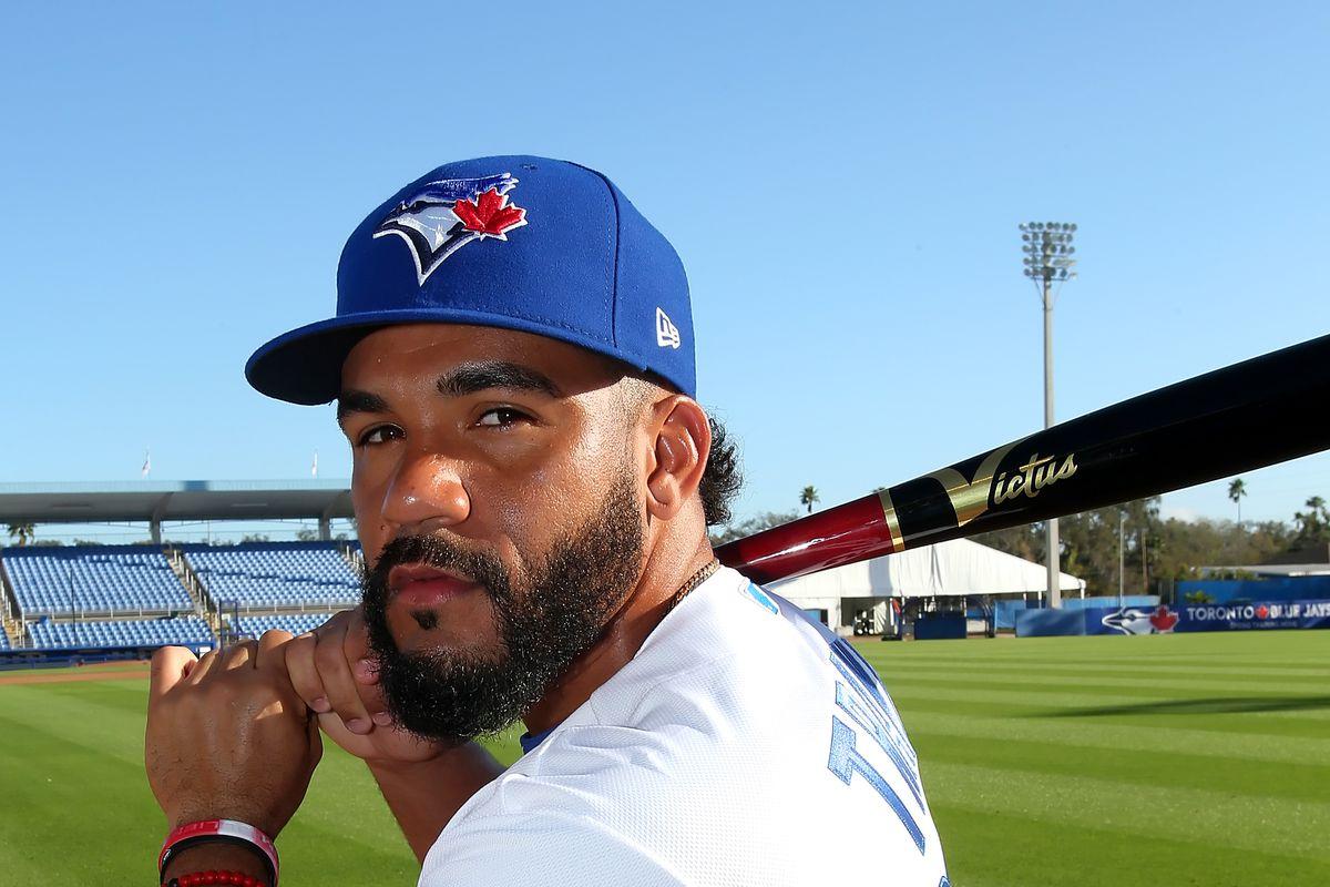 MLB: FEB 22 Blue Jays Photo Day