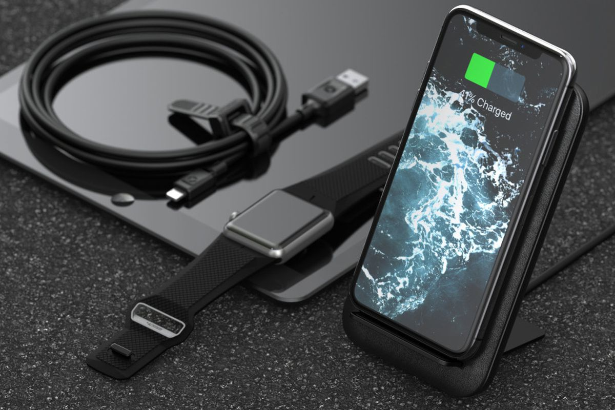 Nomad S Wireless Iphone Travel Charger Is Nearly Perfect The Verge