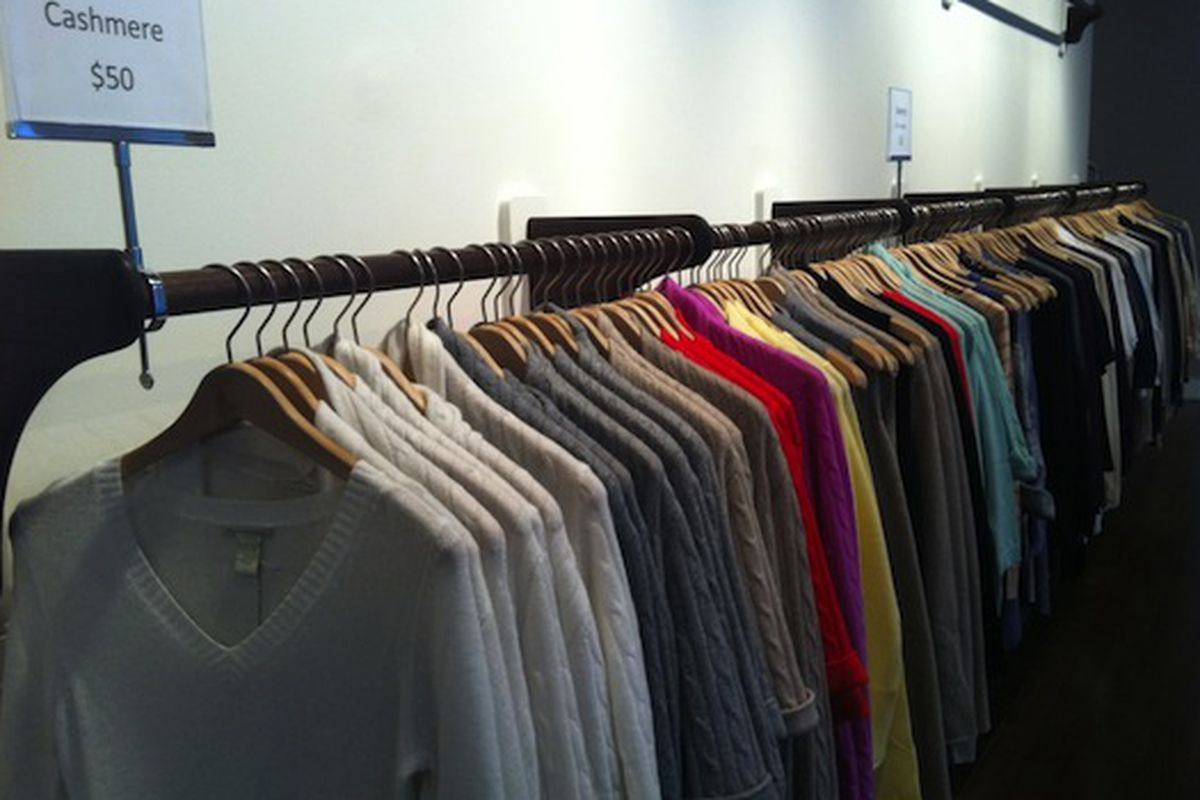 """Trust us, you'll want to wear these in a few months via <a href=""""http://samplesally.com/2011/07/20/whitewarren-one-day-sample-sale-cashmere-for-50-samples-start-at-10/#more-17777"""">Sample Sally</a>"""