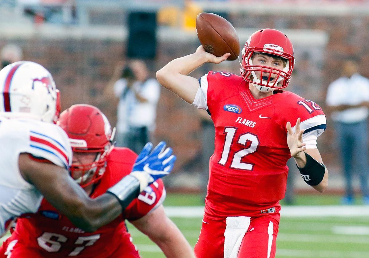NCAA Football: Liberty at Southern Methodist