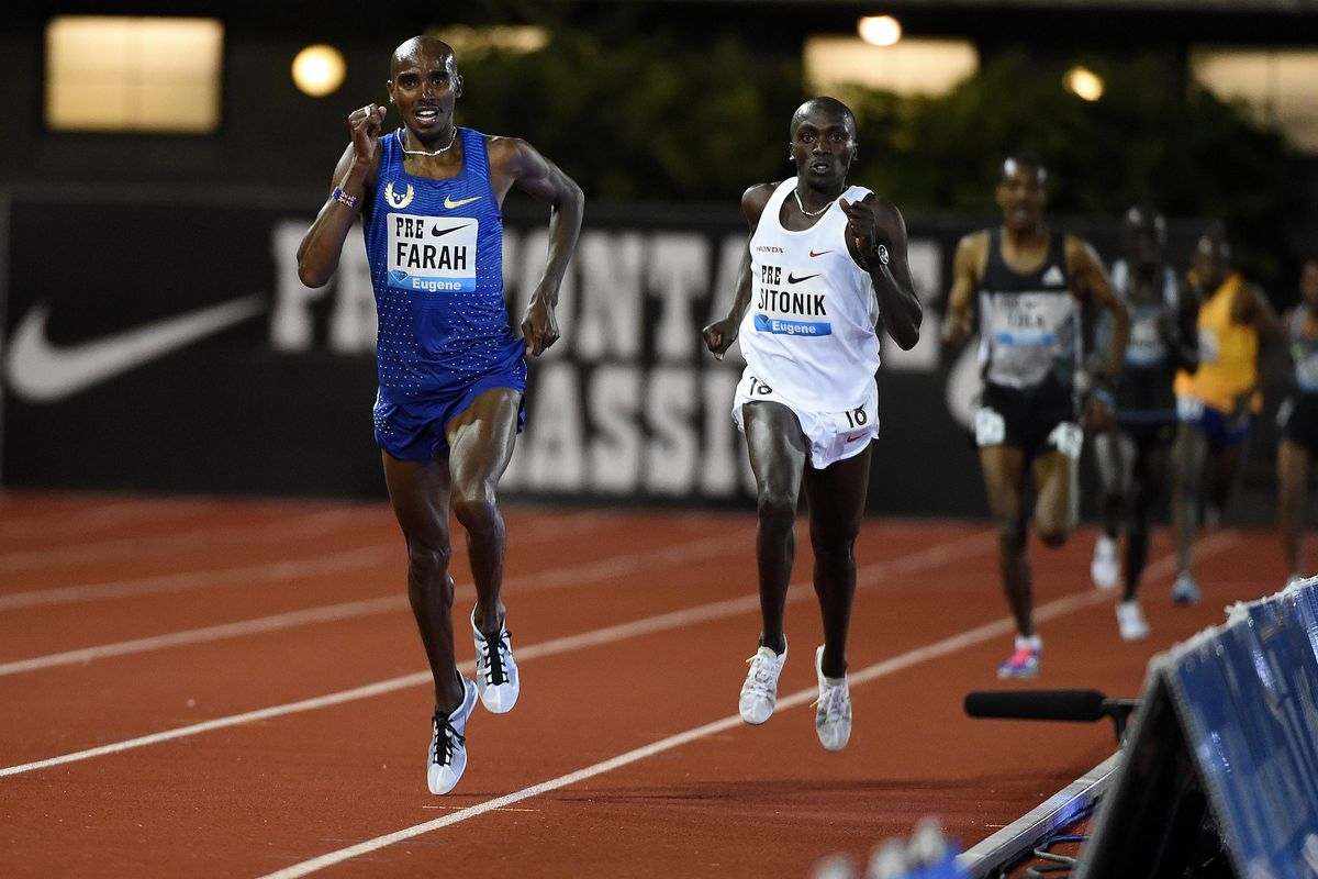Track and Field: 42nd Prefontaine Classic