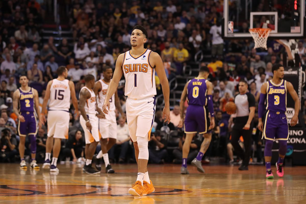 c01c304b7c08 Preview  Lost Angeles Lakers look to sweep eclipsed Suns - Bright ...