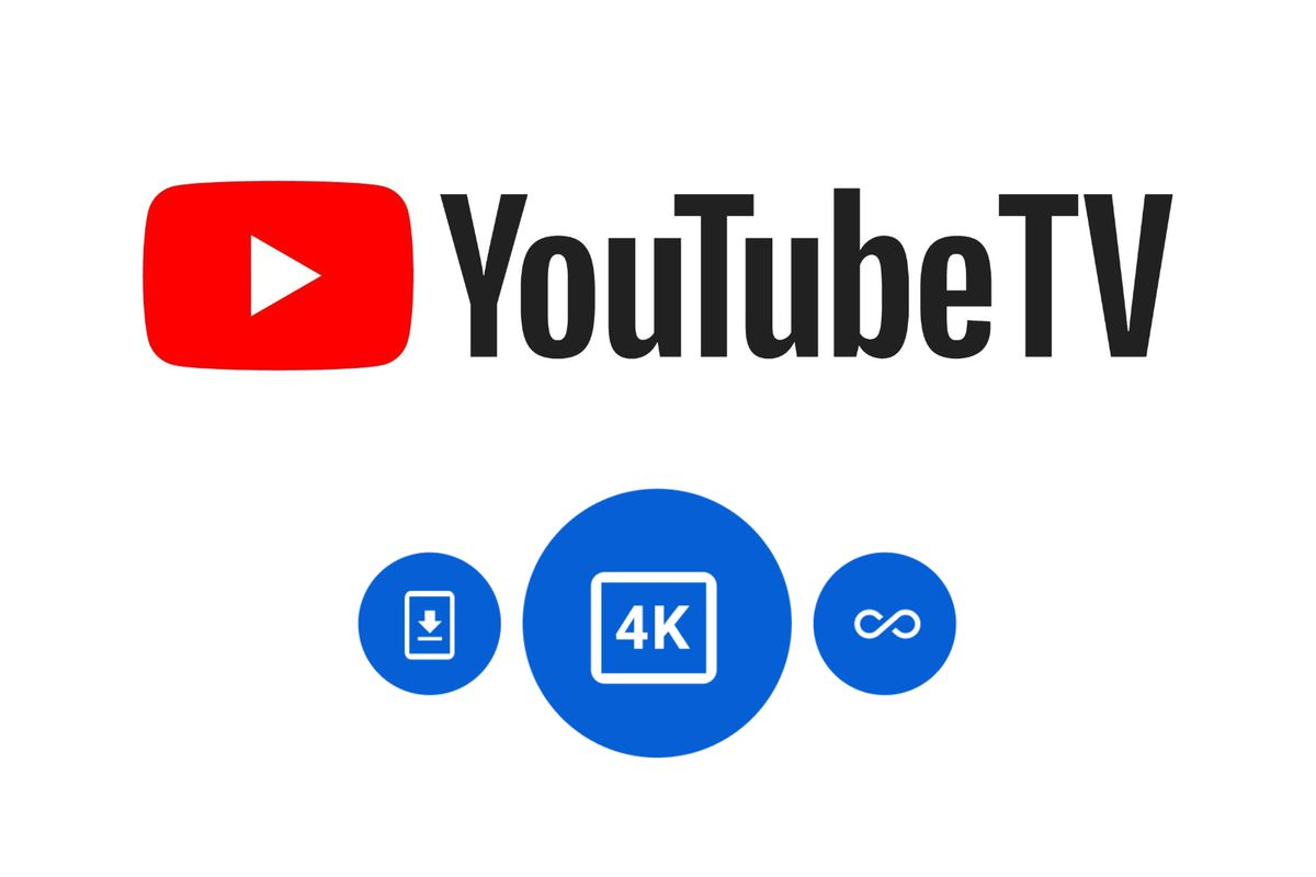 YouTube TV launches 20K and offline downloads today, but they don't ...