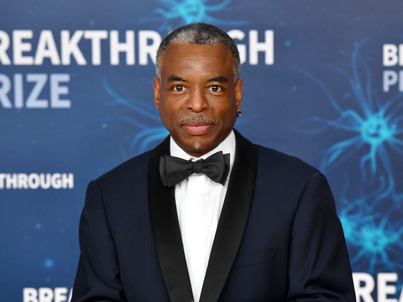 LeVar Burton attends the 2020 Breakthrough Prize at NASA Ames Research Center in 2019 in Mountain View, California.