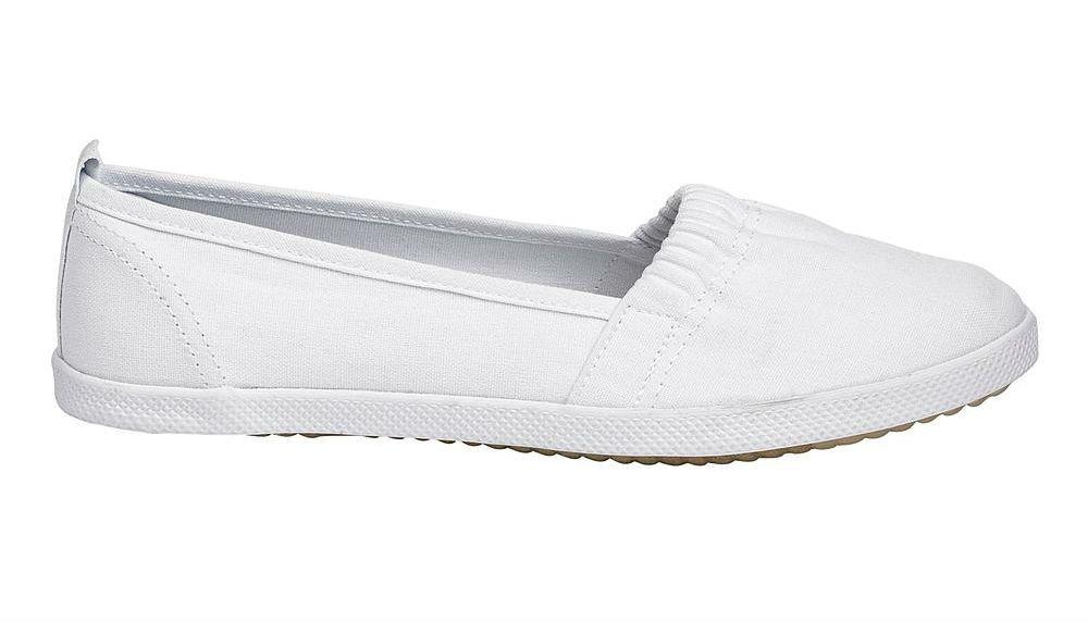 Slip-on shoes for summer