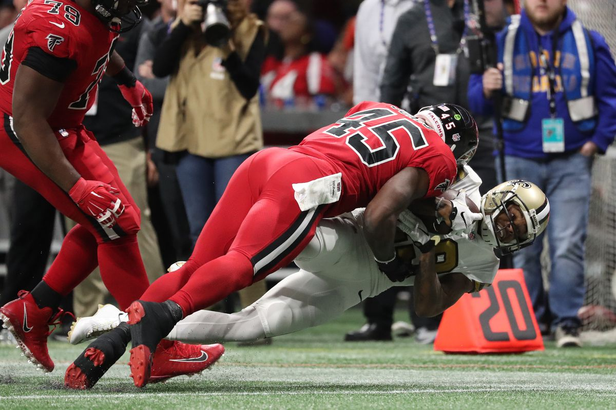 Defensive Fortitude Keeps Destiny In The Falcons Hands The Falcoholic