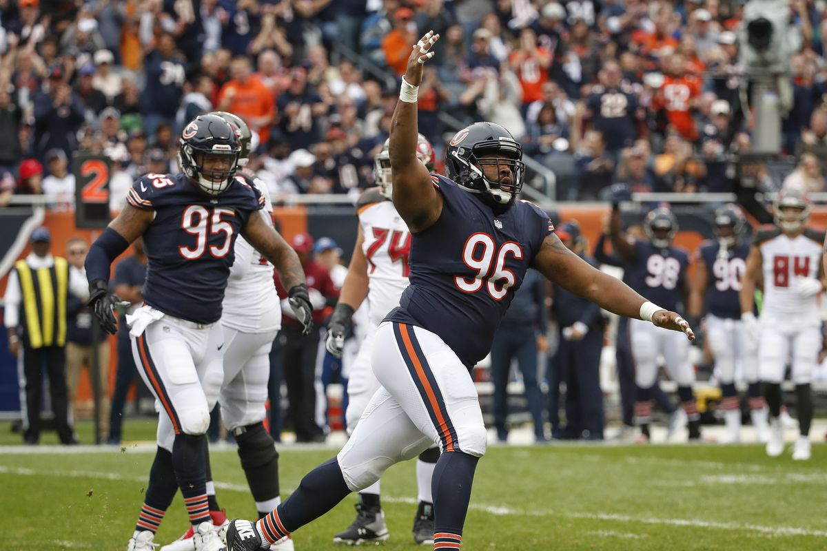 9bb2f0780 Three under the radar threats on the 2018 Bears defense - The Phinsider