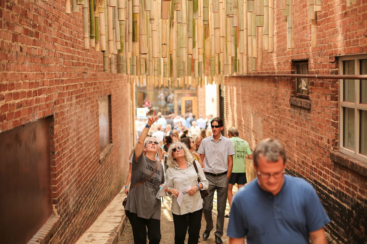 Passageways Is A Community Outreach Project That Activates The Urban Alley Through Architecture
