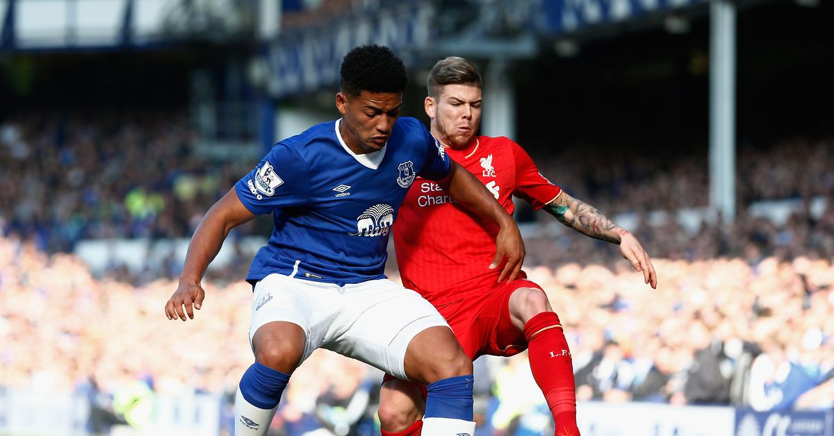Young Everton Defender To Miss The Rest Of The Season