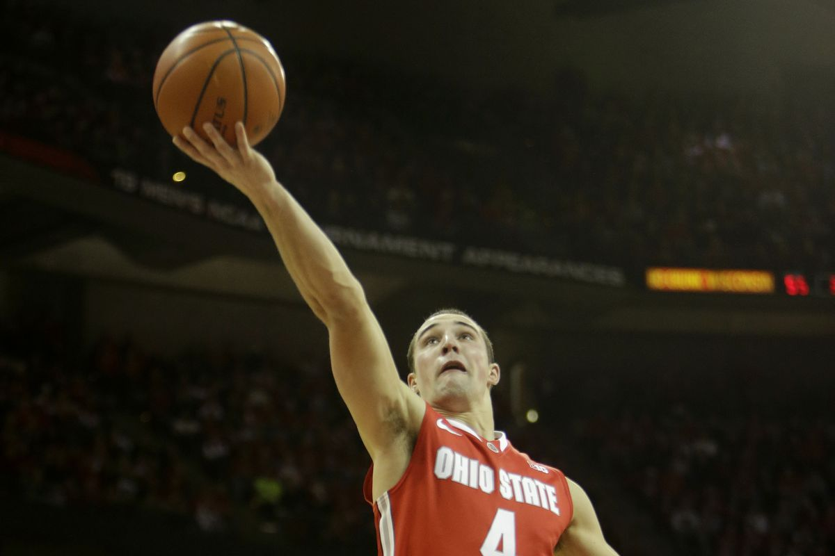 Aaron Craft believes he can fly.