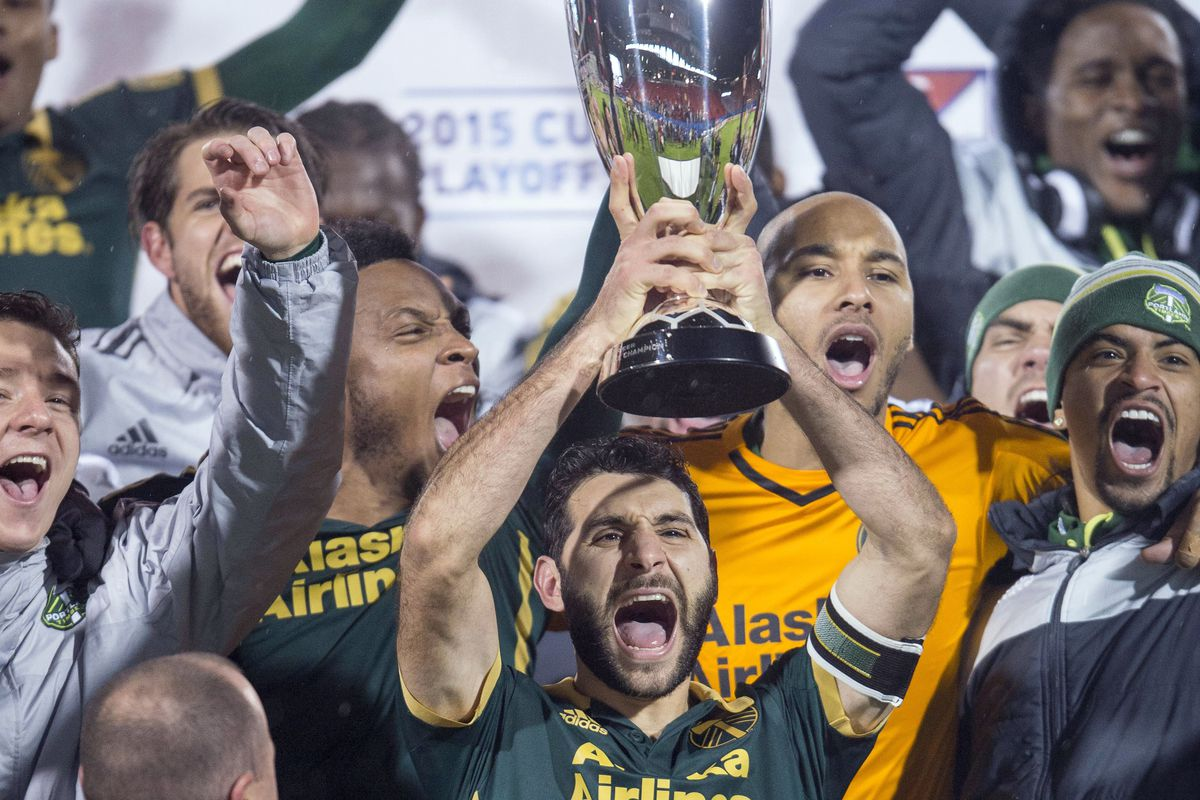 The Western Conference Championship trophy might not be the only Portland lifts in enemy territory.