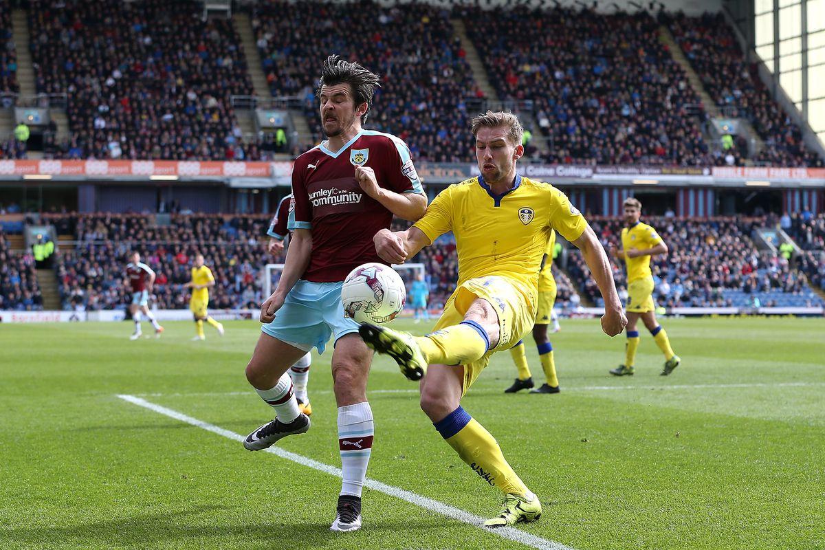 Burnley v Leeds United - Sky Bet Championship