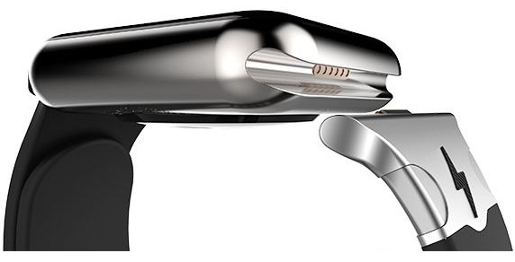 Apple Watch's hidden port can reportedly be used for