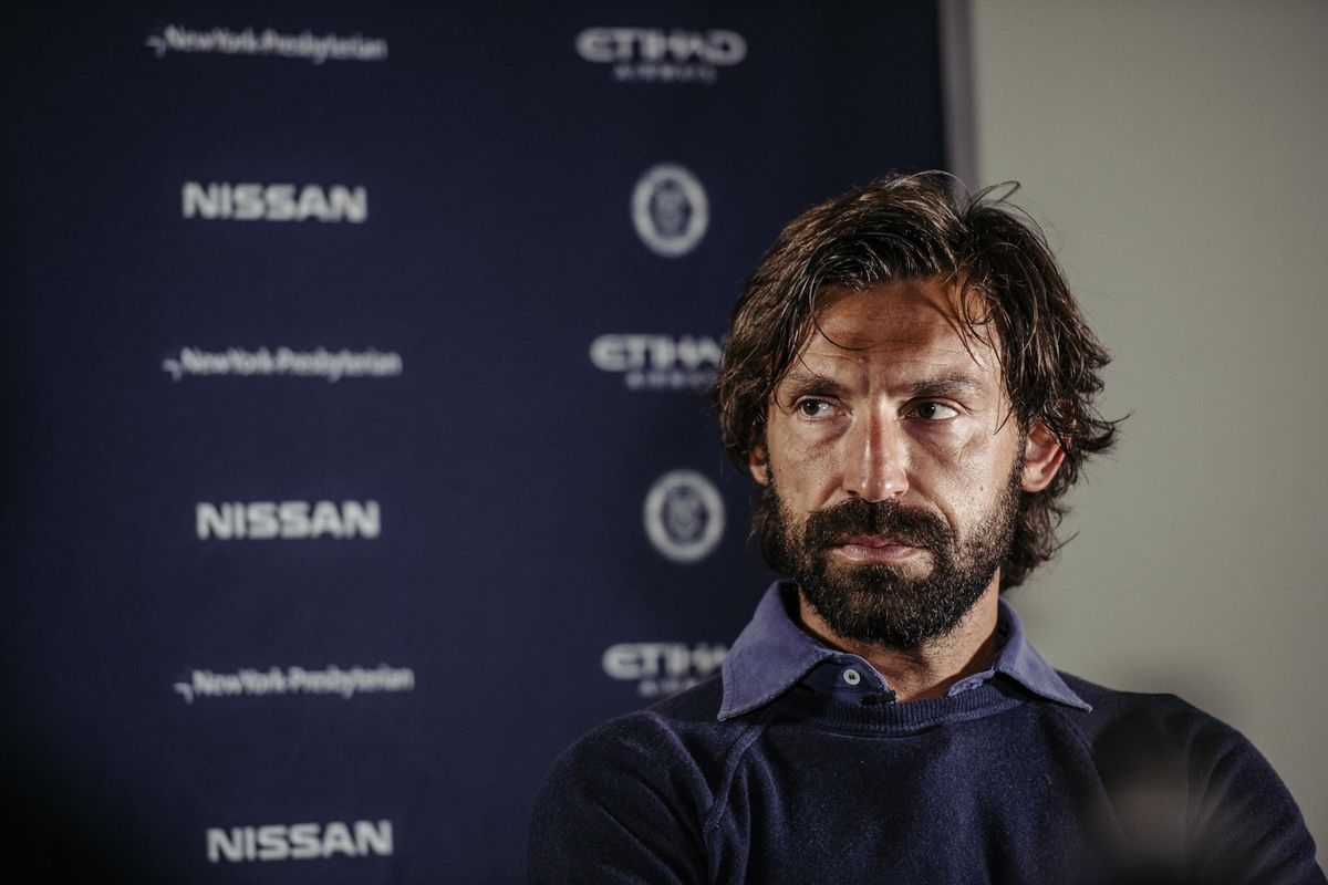 Pirlo is ready to do work