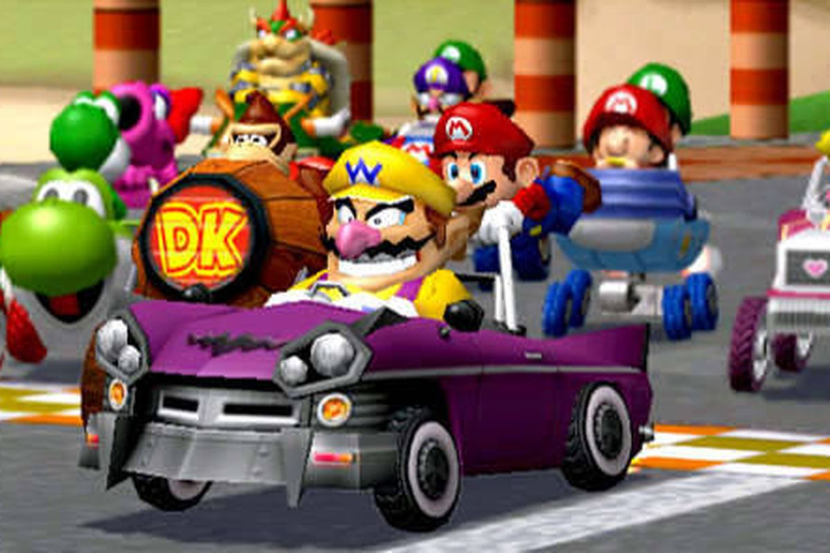 Who S The Best Mario Kart Character This Data Science