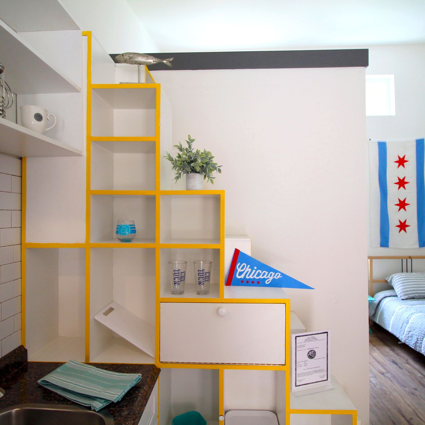 How tiny houses can help serve Chicago's homeless youth