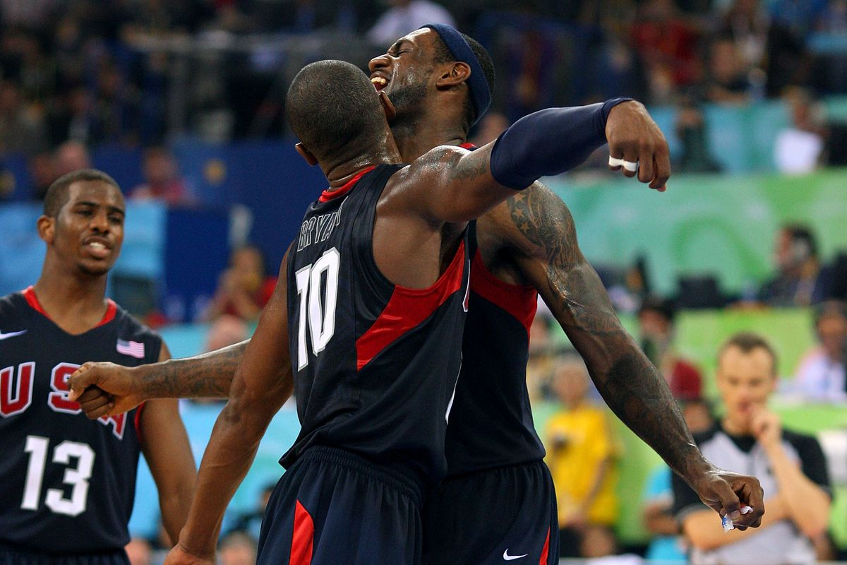 e1fdaaf6f3f Jason Kidd thinks LeBron James learned from Kobe Bryant during 2008 Olympics