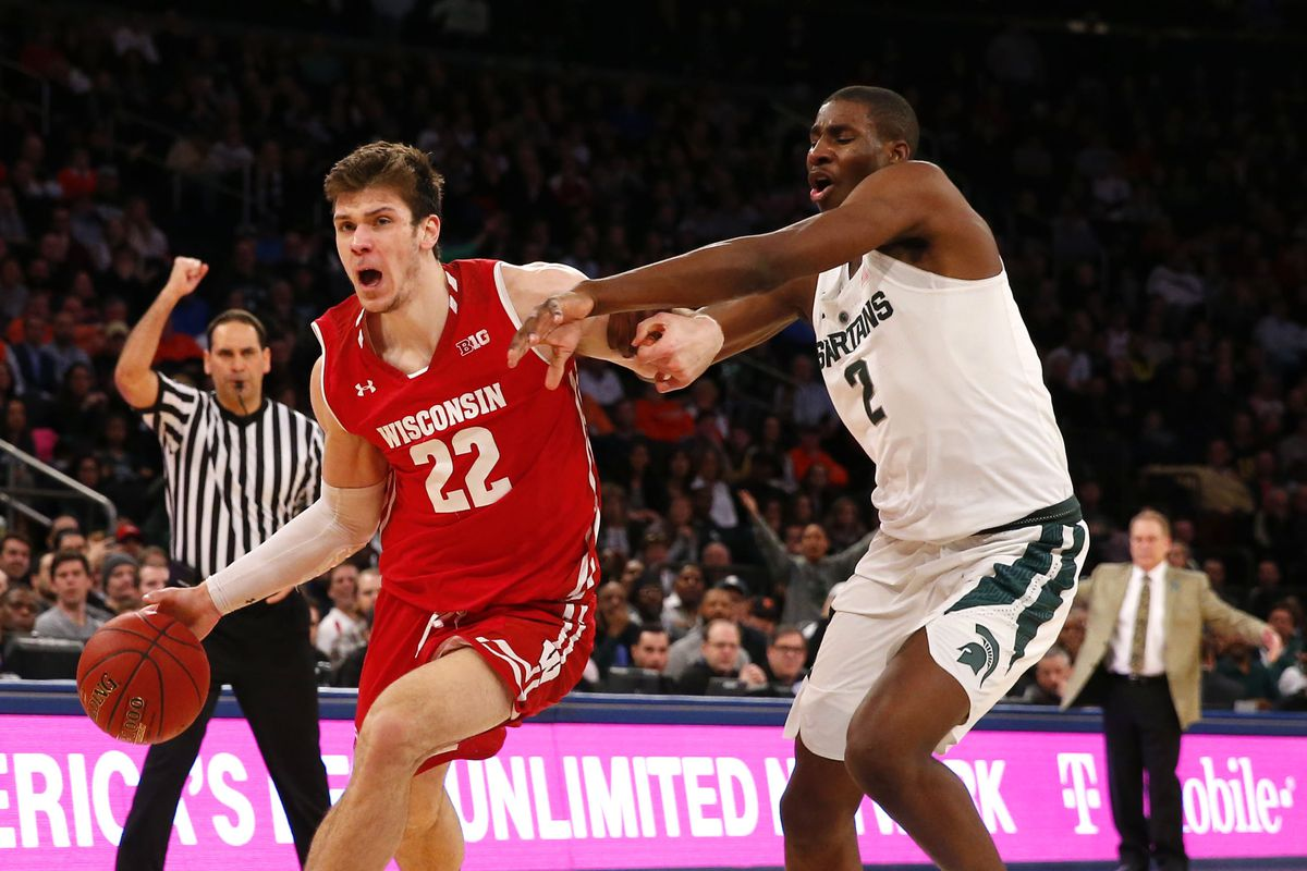 Wisconsin Basketball Badgers Basketball Schedule Comes Out