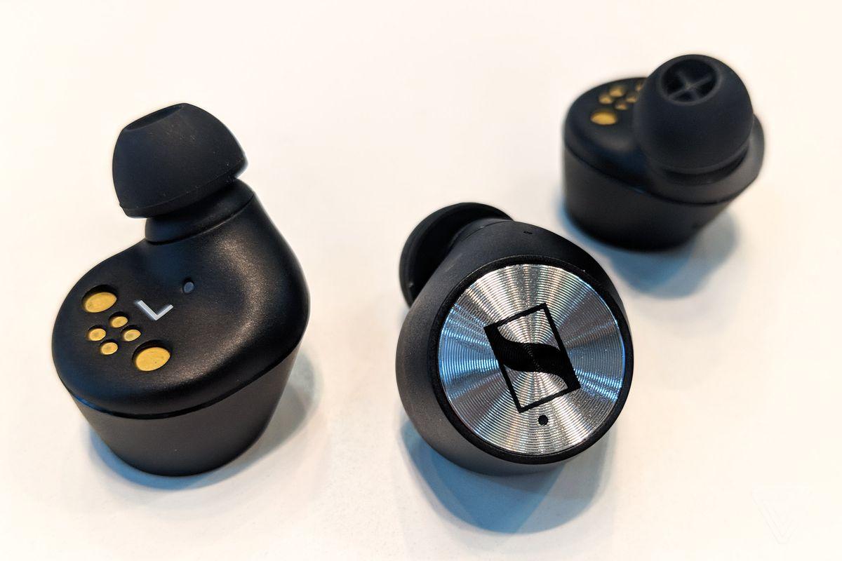 4fea9d83b43 Sennheiser's Momentum True Wireless earbuds were worth the wait ...