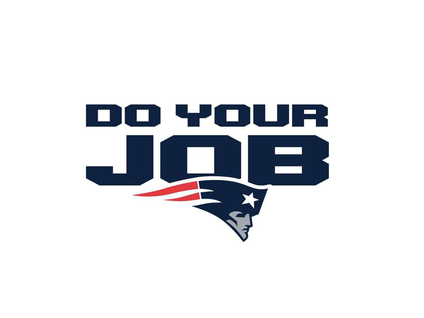 Watch the first episode of Do Your Job, focusing on the Patriots ...