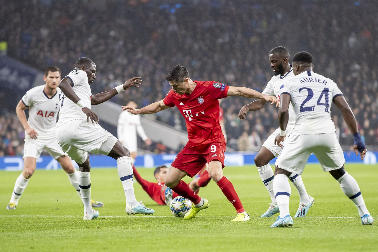 Bayern Munich 2-0 Olympiacos: Initial reactions and observations