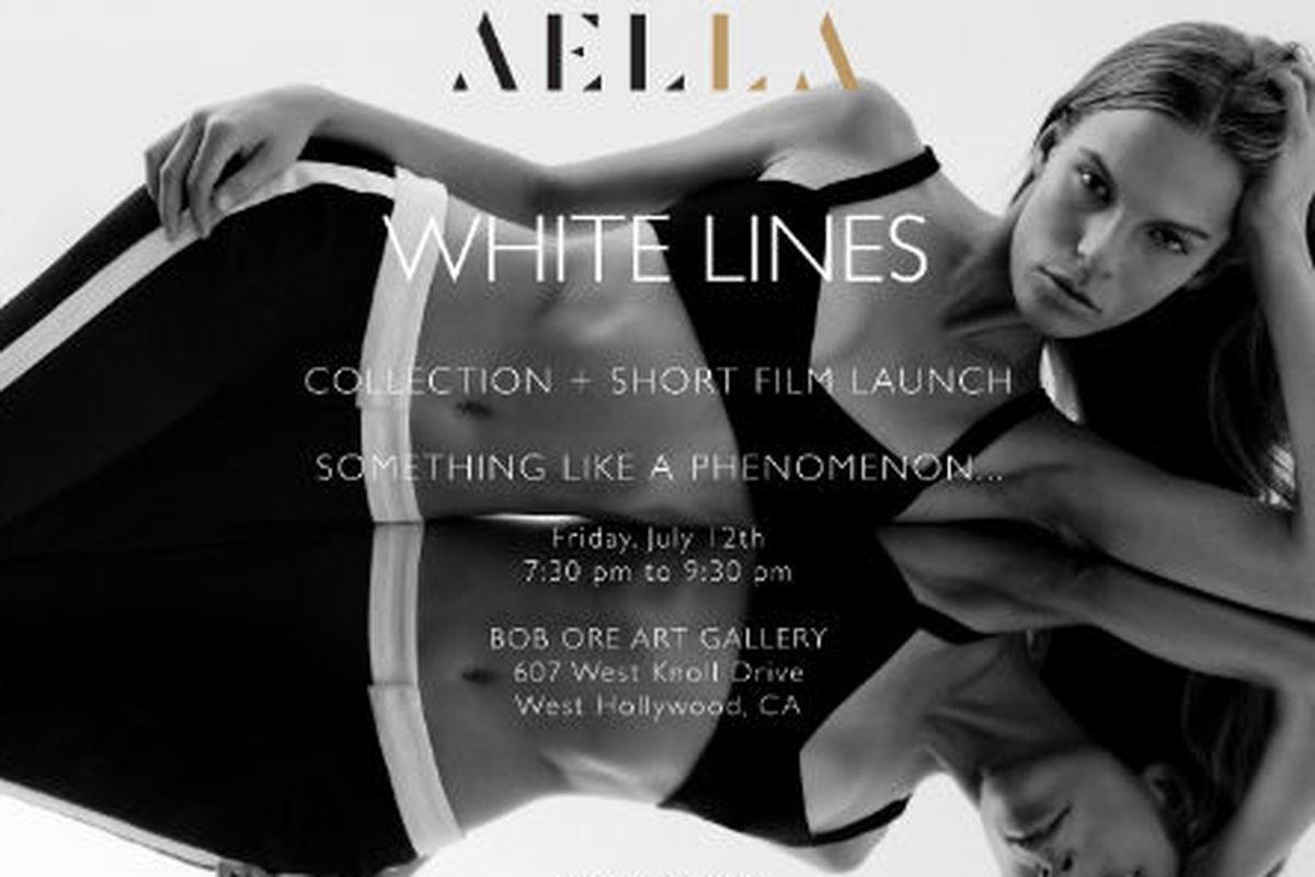 Flyer via AELLA