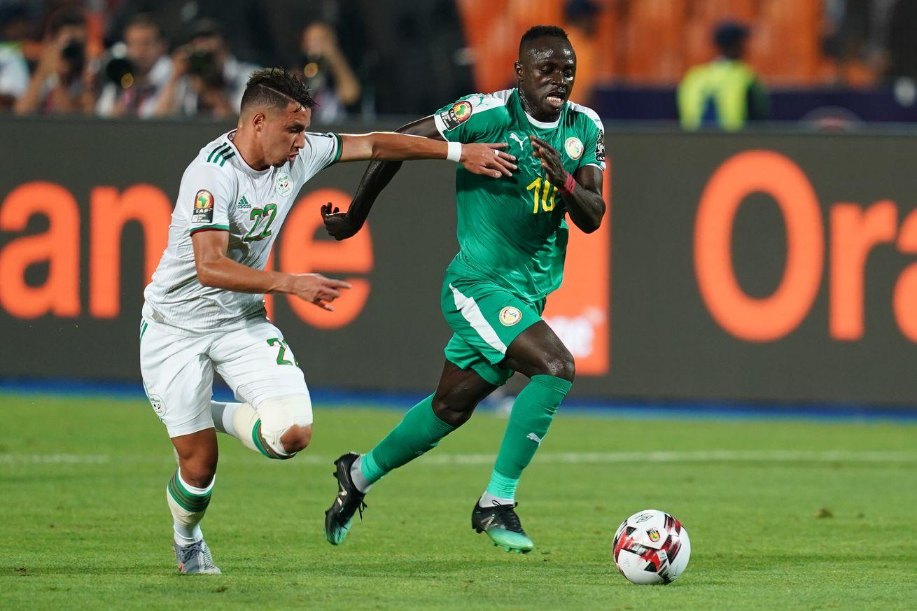 Algeria v Senegal - Final of 2019 African Cup of Nations