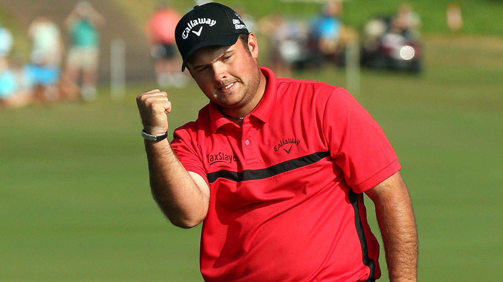 帕特里克·里德是美国队的下一个明星以及PGA巡回赛揭幕战的其他外卖