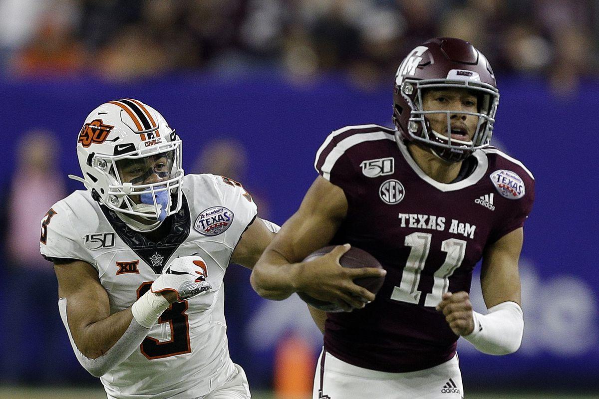 2019 Texas Bowl Recap Results Highlights Oklahoma State Vs Texas A M Cowboys Ride For Free