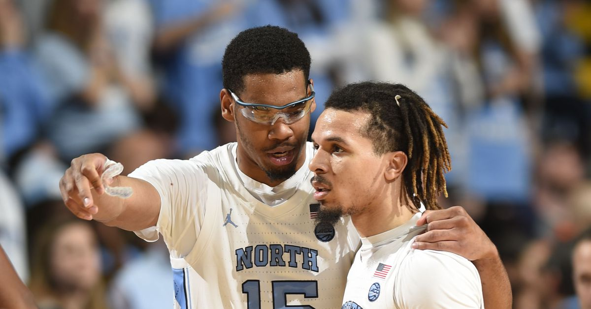 UNC vs. Virginia - Player of the Game: Garrison Brooks
