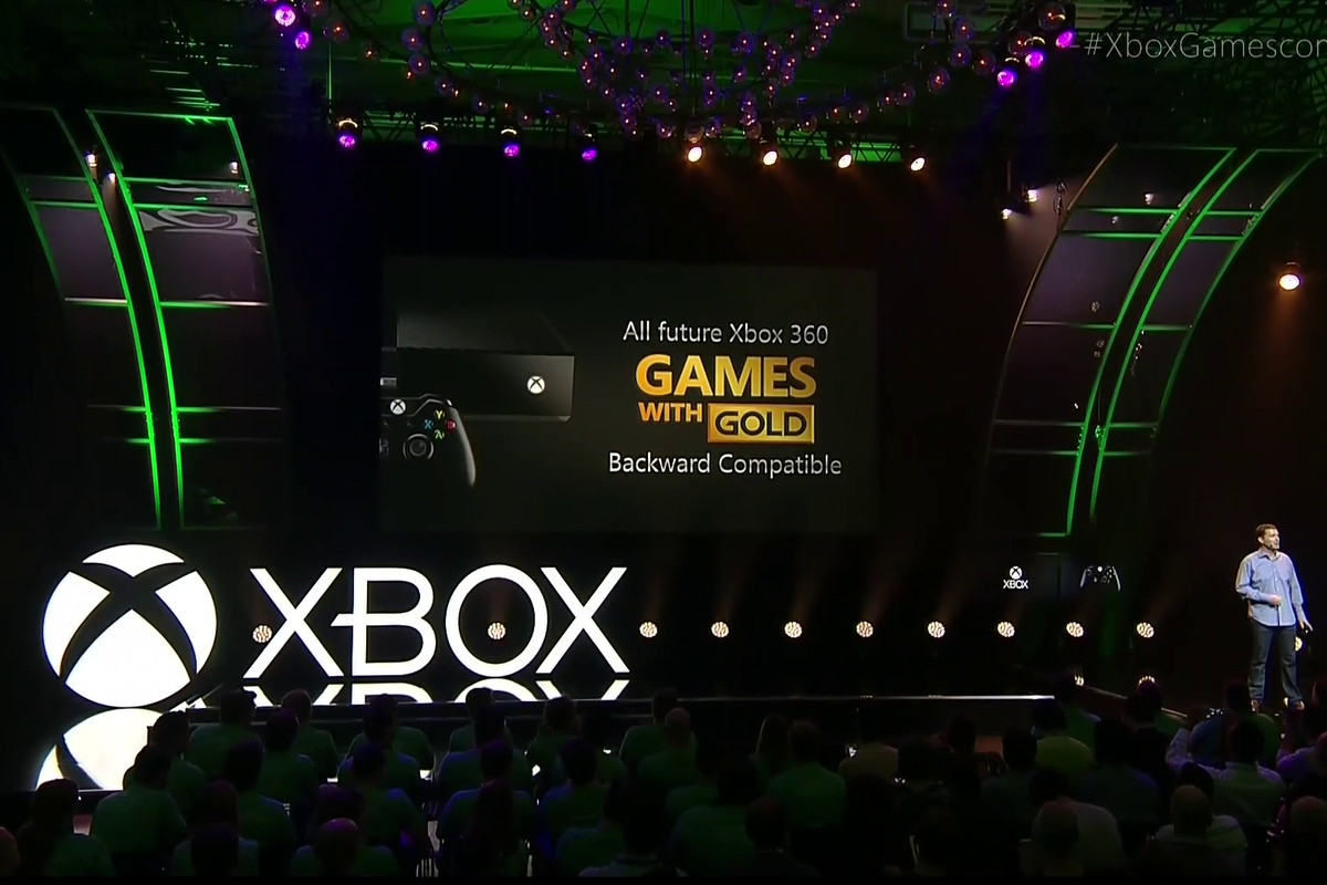 Games with Gold / Gamescom